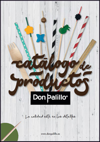 Don Palillo Catalogo 2019 CAST