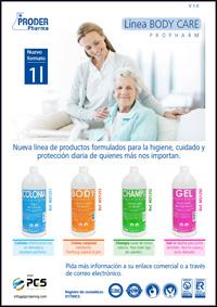 Proder Pharma Catalogo Bodycare