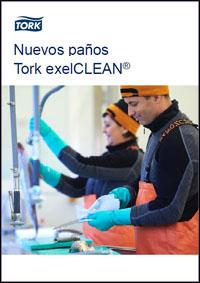 Tork Catalogo Novedades exelCLEAN