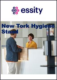 Tork Presentacion Hygiene Stand